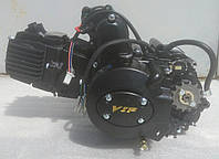 Двигатель для мопеда Альфа, Дельта, Актив 125см3, механика.