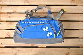 Сумка большая UNDER ARMOUR / Рюкзак Under Armour / синяя, фото 2