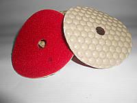 Алмазные гибкие шлифовальные круги черепашки № 4 для сухой обработки камня, керамики, стекла, металла