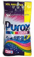 Стиральный порошок Purox color 10 кг, 120 стирок