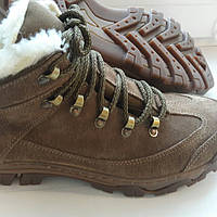 Берцы,Ботинки Комбат замш коет зимние 35-46