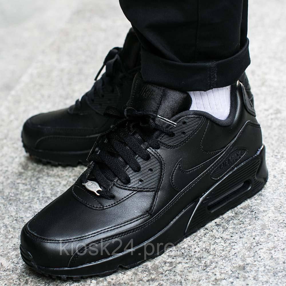Оригинальные кроссовки Nike Air Max 90 Leather