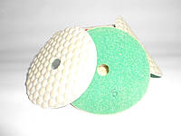 Алмазные гибкие шлифовальные круги черепашки № 5 для сухой обработки камня, керамики, стекла, металла