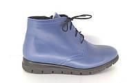 Зимние ботинки кожаные FS р. 33
