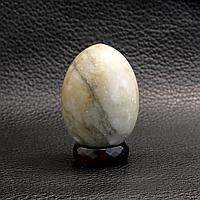 Яшма, статуэтка яйцо, 064ФГЯ