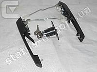 Ручка двери ВАЗ 21099,2113-15 передн. ручки и замок багажника (компл.2шт) (пр-во ДААЗ Россия)