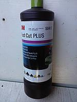 3M 50417 Абразивная полировальная паста Fast Cut PLUS (1л.), фото 1