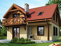 Строительство частного дома из газоблока/газобетона