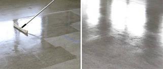 Лаки для бетонних підлог. Фінішне покриття бетонної підлоги