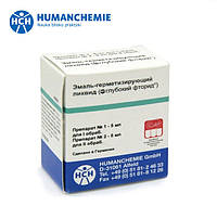 Эмаль герметизирующий ликвид(5мл+5мл),Humanchemie