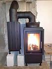 Аккумулятор тепла VERTIKAL 75 для каминных топок, фото 3