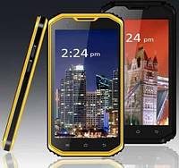 Защищенный смартфон NO.1 Vphone X3 ip68 2/16gb Yellow 4500мАч Snapdragon 410+ Adreno 306