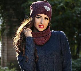 Шапка і шарф 1219