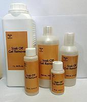 Soak off Gel remover (жидкость для снятия гель-лака) 500 мл