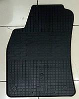 Коврик водительский для Audi A6 1997-2004 г. резиновые Stingray Чехия