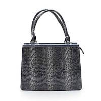 Женская сумка 201302 лео вертикаль ч/б