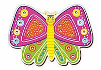 Шнуровка цветная, «Бабочка-2»