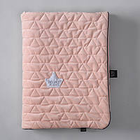 Детский плед La Millou Velvet Collection - Powder Pink