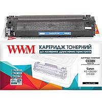 Картридж тонерные WWM для Canon FC-128/230/310/330 аналог E16 (CC08N)