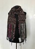 Приятный осенне-зимний шарф. Акция!