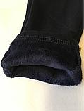 Лосины утеплённые 14 лет (152-158см), фото 3