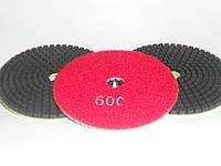 Алмазные гибкие шлифовальные круги черепашки № 600 для обработки материалов с подачей и без подачи воды