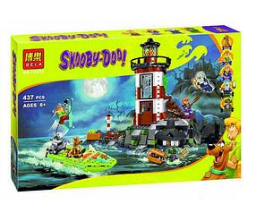Конструктор Bela 10431  Скуби-Ду Маяк с призраками (аналог Lego Scooby-Doo 75903)
