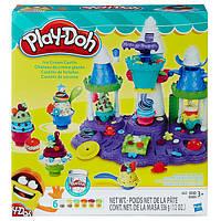 Игровой набор Play-Doh Замок Мороженого