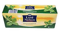 Чай Lord Nelson М'ята, 25 шт