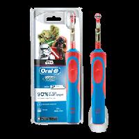 Детская электрическая зубная щетка Oral-B D12. 513 Stages Power (для мальчика)