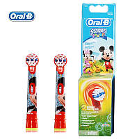 Насадки для зубных щеток Oral-B Stages Power (микимаус)