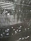 Клеенка ПВХ на тканной основе шелкография 8000, фото 3