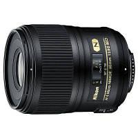 Объектив Nikon Nikkor AF-S 60mm f/2.8G ED micro (JAA632DA)