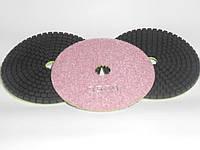 Алмазные гибкие шлифовальные круги черепашки № 3500 для обработки материалов с подачей и без подачи воды
