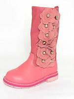 Детская зимняя обувь сапоги Шалунишка:9476, р. 26-31