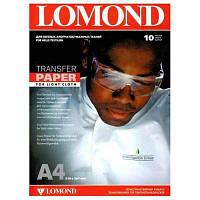 Бумага Lomond A4 THERMOTRANSFER (0808415)