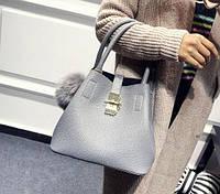 Женская сумка большая классическая с кошельком Melanie