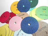 Алмазные гибкие шлифовальные круги черепашки № 5000 для обработки материалов с подачей и без подачи воды