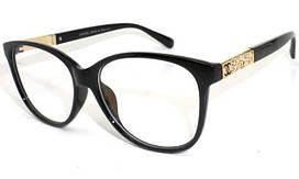 Имиджевые Очки Chanel с черной дужкой