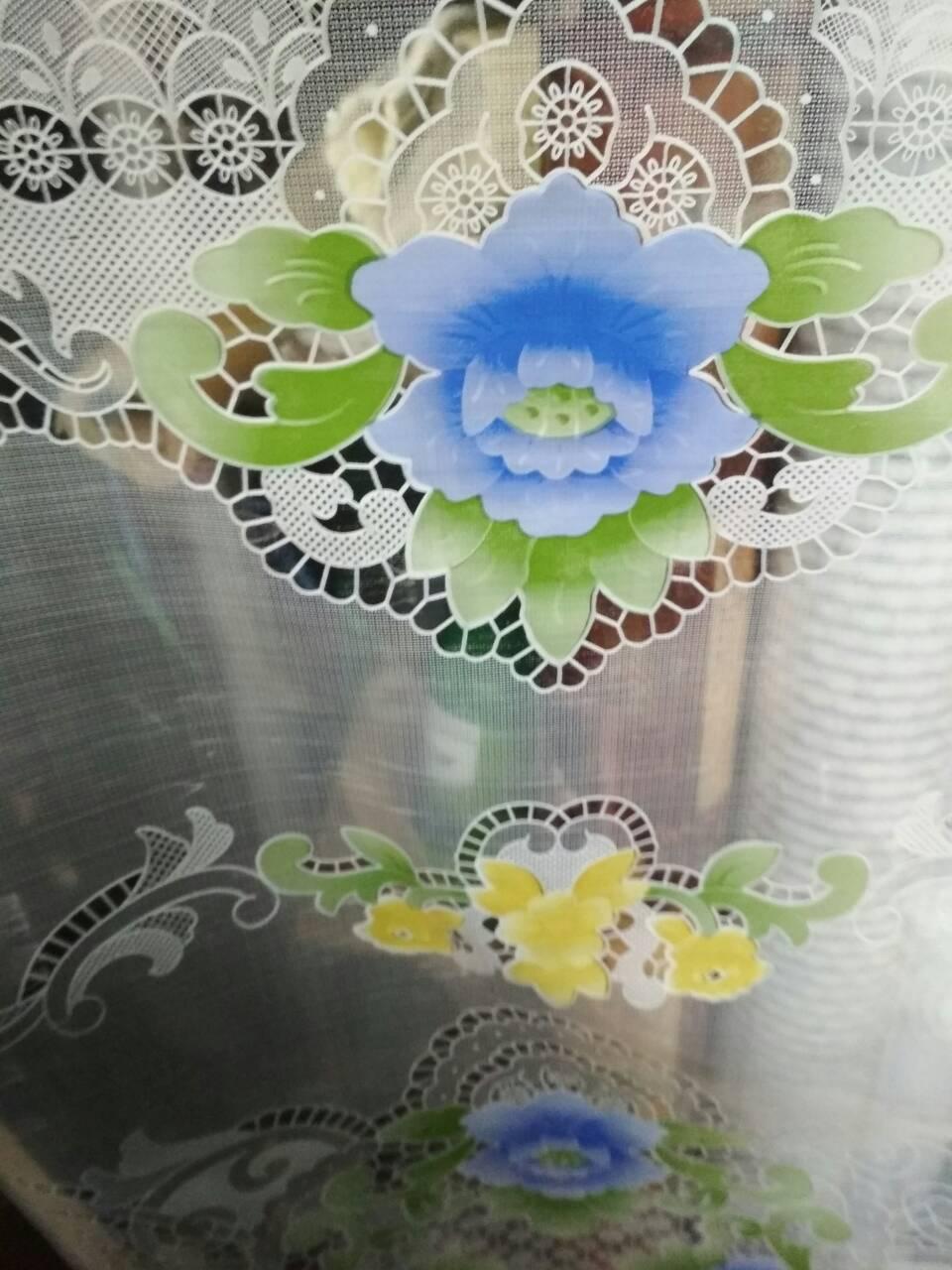 Клеенка силиконовая 1,40 см ажур