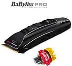 Машинка для стрижки волос Babyliss Pro FX811E VOLARE X2 black класса люкс