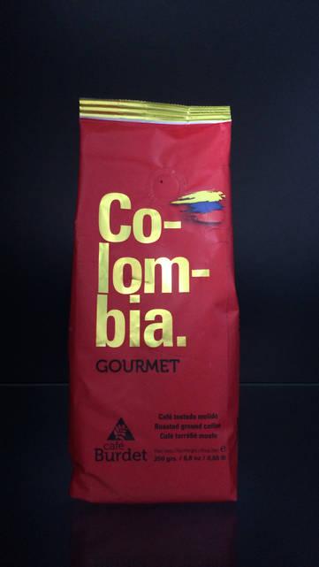 Молотое Кофе Cafe Burdet Colombia 0.250г