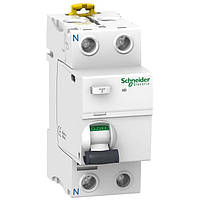 A9R10216 Дифференциалный выключатель нагрева iID 2P 16A 10мА AC-ТИП