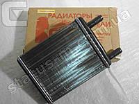 Радиатор отопителя Газель d=18 (алюм.) со спиралью (турбулизаторами) (пр-во АВТОРАД) поставщ. конвеера ГАЗ!!