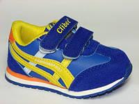 Кроссовки детские Clibee: K-658 синий, р. 20-25