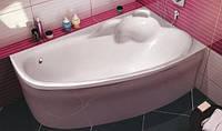 Ванна KOLLER POOL NADINE 170*100 правая + ножки + сифон
