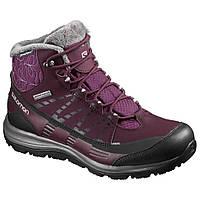 Зимние женские ботинки Salomon KAINA CS WP 2