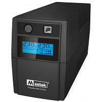 Источник бесперебойного питания Mustek PowerMust 636 LCD (98-LIC-C0636)