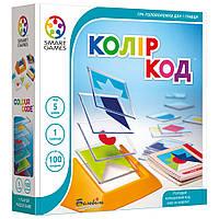 Настільна гра Smart Games Колір Код (SG 090 UKR)