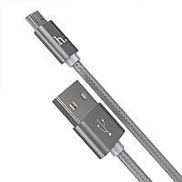 Кабель Hoco X2 micro usb (Grey)